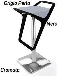 Grigio Perla | Nero