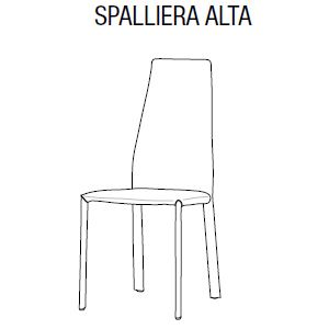 Spalliera Alta [+€15,00]