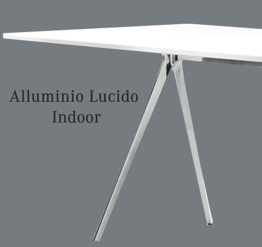 Alluminio Lucido [+€190,00]