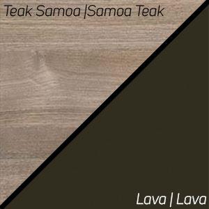 Teak Samoa / Lava