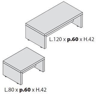 EOS: Tavoli Salotto