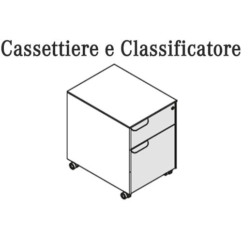 Cassettiera e Classificatore [+€14,00]