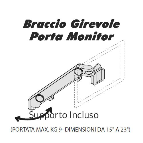 Porta Monitor [+€185,00]