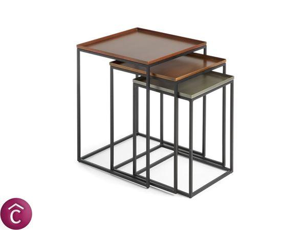 Tavolini Vertig F   La Forma