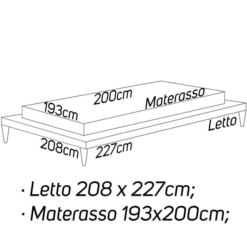 L: 208 x 227 - M: 193 x 200 [+€248,00]