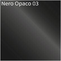 Nero Opaco 03