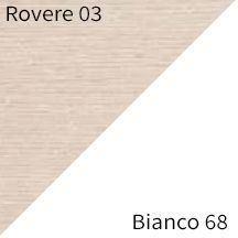 Rovere 03 / Bianco 68